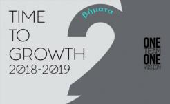 Time To Growth 2018-2019